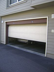 Sectional Style Garage Door Repair