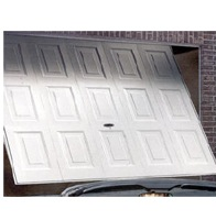 Single Panel Garage Door